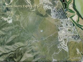 Cook Slurry Explosive Site