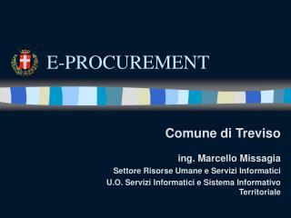 E-PROCUREMENT