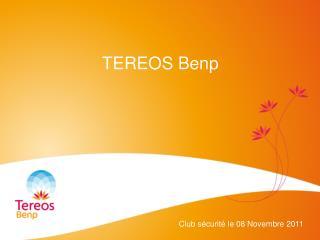 TEREOS Benp