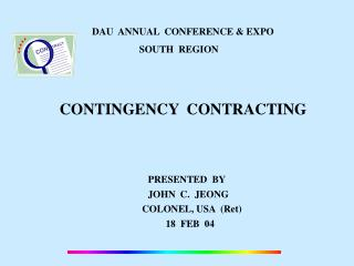 DAU  ANNUAL  CONFERENCE & EXPO