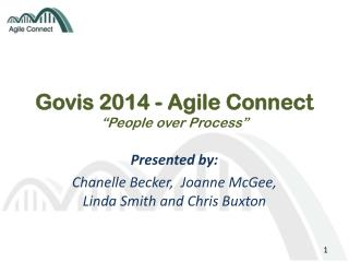 "Govis 2014 - Agile Connect ""People over Process"""
