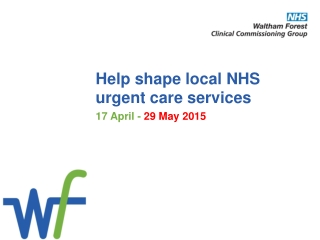 Primary Care Mental Health Services