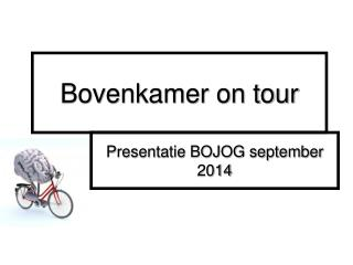 Bovenkamer on tour