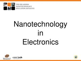 Nanotechnology in Electronics