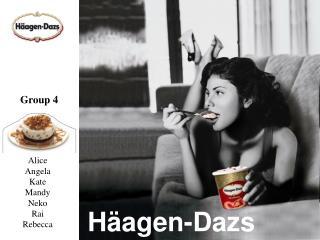 H � agen-Dazs