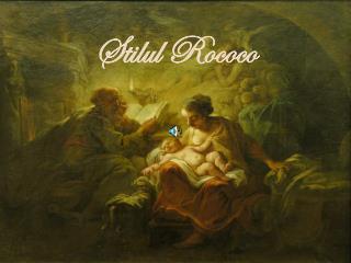 Stilul Rococo