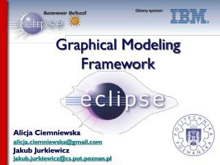 Graphical  Modeling Framework