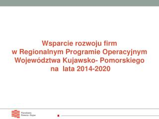Umowa Partnerstwa 2014-2020