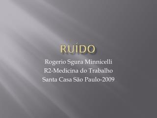 RUÍDO