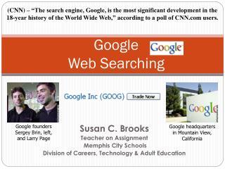 Google Web Searching