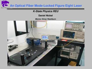 An Optical Fiber Mode-Locked Figure Eight Laser