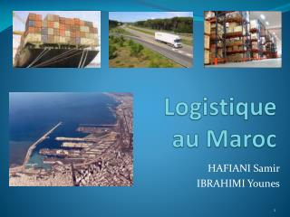 Logistique au Maroc