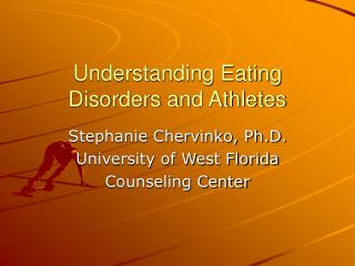 Understanding Eating Disorders and Athletes