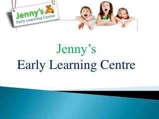 Finding the right Child Care Centre in golden square