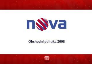 Obchodn� politika 2008