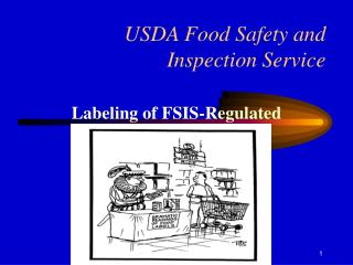 USDA Food Safety and Inspection Service