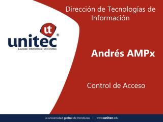 Andrés AMPx