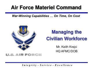Managing the Civilian Workforce
