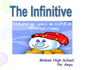 Minben High School                     Pei Anyu