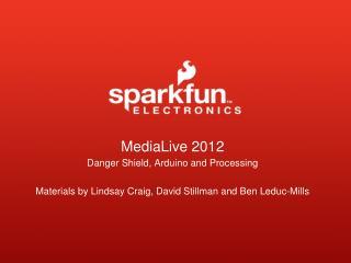 MediaLive  2012