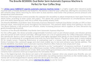 The-Breville-BES900XL-Dual-Boiler-Semi-Automatic-Espresso-Ma