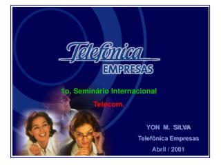 YON  M.  SILVA Telefônica Empresas Abril / 2001