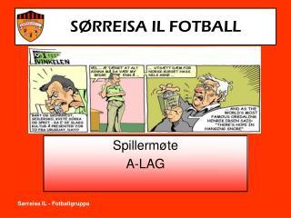 SØRREISA IL FOTBALL