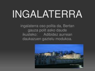INGALATERRA