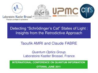 "Detecting ""Schrödinger's Cat"" States of Light : Insights from the Retrodictive Approach"
