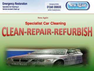 Specialist Car Cleaning