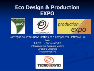 Eco Design & Production EXPO