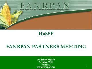 HaSSP