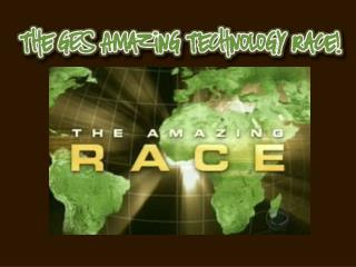 What is the Amazing Race?