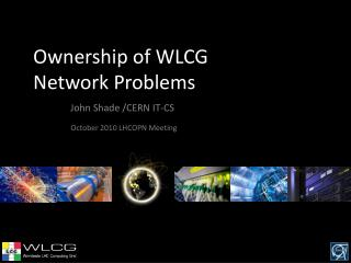 Ownership of WLCG Network Problems