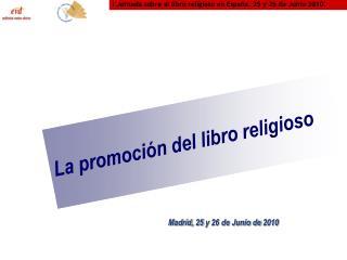 La promoci n del libro religioso