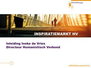 INSPIRATIEMARKT HV