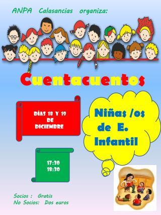 ANPA   Calasancias   organiza: