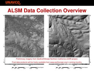 ALSM Data Collection Overview
