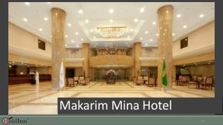 Makarim Mina Hotel - Best Hotels in Makkah at Holdinn.com