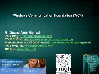 G. Gnana Arun Ganesh