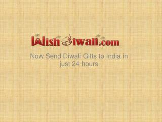 Diwali gifts to india