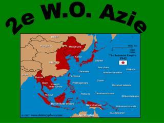 2e W.O. Azie