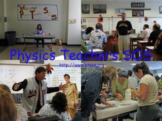 Physics Teachers SOS  ptsos