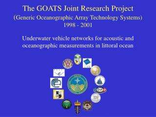 Underwater vehicle networks for acoustic and oceanographic measurements in littoral ocean
