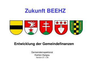 Zukunft BEEHZ