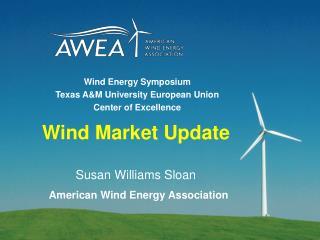 Wind Market Update