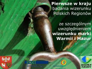 Pierwsze w kraju  badania wizerunku Polskich Regionów
