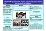 Implementing Life Skills Training Camps for Youth in Chobe District, Botswana   Chami Arachchi, MPHc, Dept. Health Servi