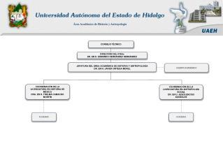 Área Académica  de Historia y Antropología