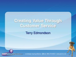 Creating Value Through Customer Service